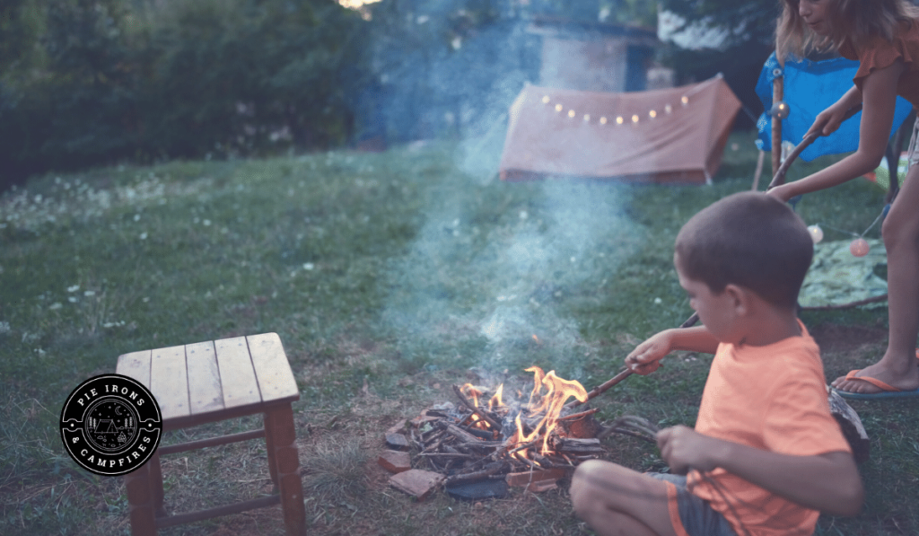 6 Reasons Why I Love Camping with Kids @ PieIronsAndCampfires.com