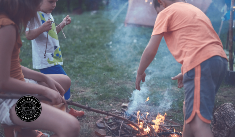 6 Reasons Why I Love Camping with Kids