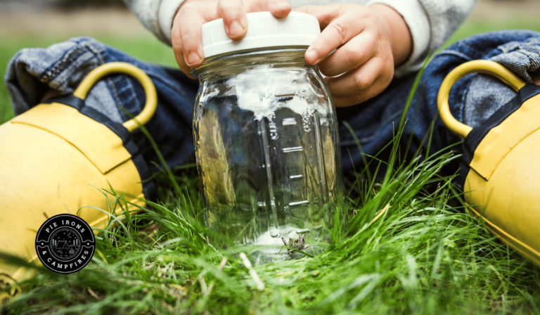 Finding Educational Opportunities While Camping with Kids