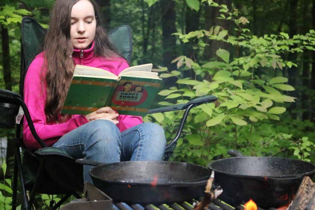 Family Camping @ PieIronsAndCampfires.com
