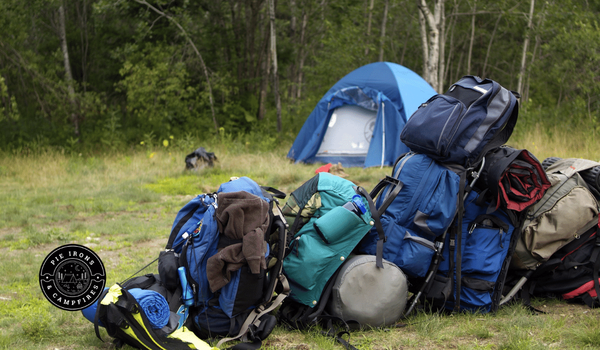 What to Pack for Your Summer Camping Trip @ PieIronsAndCampfires.com