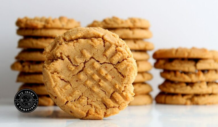 Best Peanut Butter Cookies for Camping